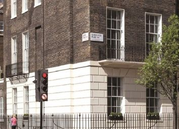 Thumbnail Serviced office to let in 21 Gloucester Place, London