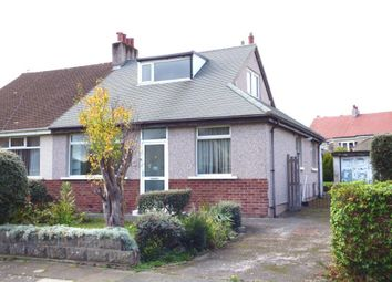 Thumbnail 4 bed semi-detached bungalow for sale in Norwood Drive, Torrisholme, Morecambe