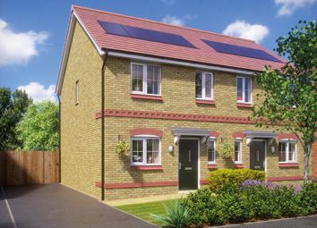 Thumbnail 1 bed semi-detached house for sale in Blackberry Lane, Brinnington, Stockport, Greater Manchester