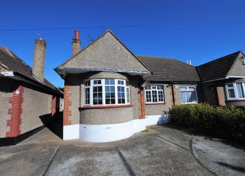 Thumbnail 3 bed semi-detached bungalow for sale in Thundersley Park Road, Benfleet