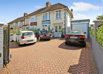 Thumbnail 3 bed semi-detached house for sale in East Lane, Wembley