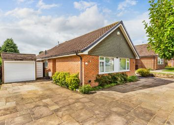 Thumbnail 4 bed detached bungalow for sale in Hernbrook Drive, Horsham
