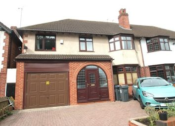 Thumbnail 5 bed detached house to rent in Rotton Park Road, Edgbaston, Birmingham