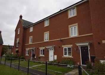Thumbnail 3 bedroom terraced house to rent in Gainsborough Walk, Walton Cardiff, Tewkesbury, Gloucestershire