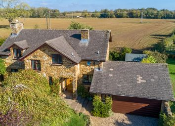 Thumbnail 4 bed detached house for sale in Yew Tree Rise, Croughton, Brackley