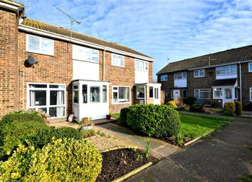 Thumbnail 3 bed terraced house for sale in Recreation Close, Felixstowe, Suffolk