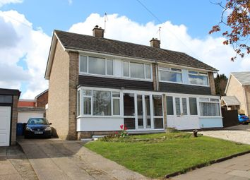 Thumbnail 3 bed semi-detached house to rent in Radcliffe Drive, Ipswich