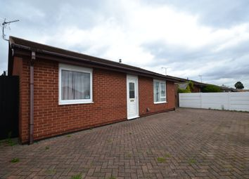 Thumbnail 2 bed detached bungalow to rent in Bramerton Road, Nottingham