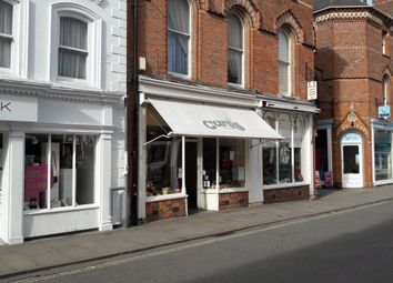 Thumbnail Retail premises to let in 5 Market Place, Louth