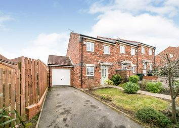 Thumbnail 2 bed end terrace house for sale in Dunns Way, Blaydon-On-Tyne