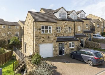 Thumbnail 4 bed end terrace house for sale in Pepper Hill Lea, Keighley, West Yorkshire