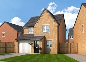 "Thumbnail 3 bed property for sale in ""The Redwood At Sheraton Park"" at Main Road, Dinnington, Newcastle Upon Tyne"