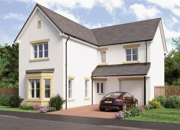 "Thumbnail 4 bedroom detached house for sale in ""Travers Det"" at Gilmerton Dykes Road, Edinburgh"