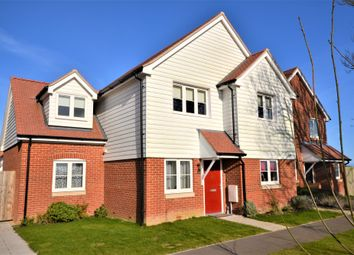 Thumbnail 4 bed detached house for sale in Church Lane, New Romney, Kent