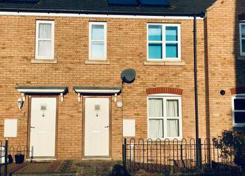 Thumbnail 2 bedroom terraced house for sale in Hare Road, Kings Lynn