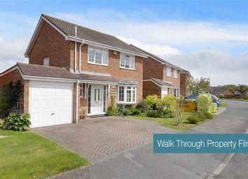 Thumbnail 4 bed detached house for sale in Howlett Drive, Hailsham