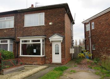 Thumbnail 2 bed semi-detached house for sale in Colwall Avenue, Hull