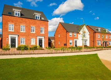 Thumbnail 3 bed terraced house for sale in The Kennett, St Mary's Gate, Stafford