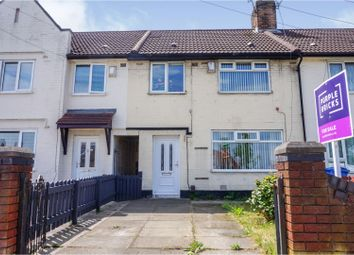 3 bed terraced house for sale in Liverpool Road, Liverpool L36
