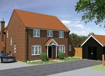 Thumbnail 4 bed detached house for sale in Weston Road, Lewknor, Watlington
