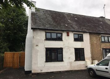 Thumbnail 2 bed cottage to rent in Woodway Lane, Walgrave, Coventry