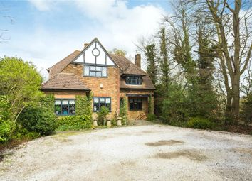 Thumbnail 4 bedroom detached house for sale in Red Hill, Denham, Buckinghamshire