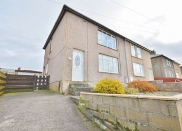 Thumbnail 2 bed semi-detached house for sale in Solway Road, Whitehaven