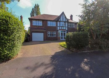 Thumbnail 5 bed detached house for sale in St. Michaels Avenue, Bramhall, Stockport