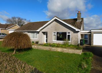 Thumbnail 3 bed detached bungalow for sale in Eastleigh Close, Kilmington, Axminster