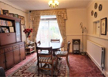 Thumbnail 3 bedroom terraced house for sale in Glendower Avenue, Coventry