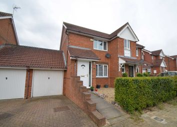 Thumbnail 2 bed semi-detached house for sale in Oxwich Grove, Tattenhoe, Milton Keynes