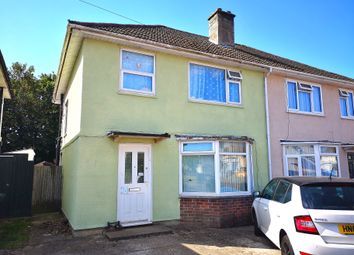 3 bed semi-detached house for sale in Beauchamp Avenue, Gosport PO13