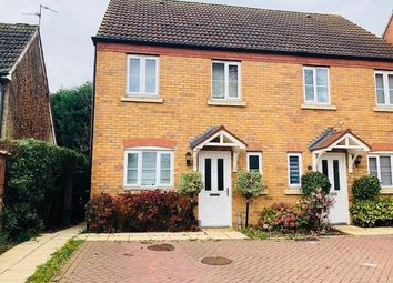 Thumbnail 3 bedroom property to rent in Rosemary Avenue, Market Deeping, Peterborough