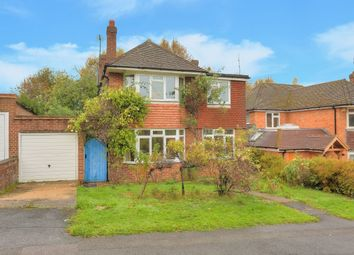 Thumbnail 4 bed detached house for sale in Ridge Avenue, Harpenden
