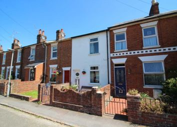 Thumbnail 2 bed terraced house for sale in Western Road, Reading