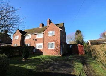 Thumbnail 3 bed semi-detached house for sale in Spring Close, Sherborne St John, Basingstoke