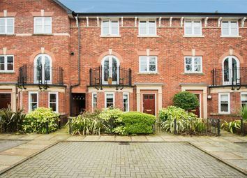 Thumbnail 4 bedroom town house for sale in Greenmount Close, Heaton, Bolton, Lancashire