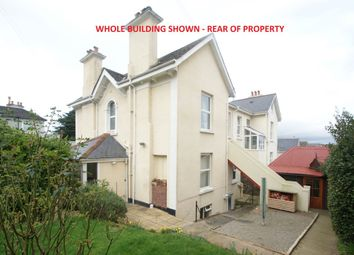 Thumbnail 2 bed flat for sale in Powderham Road, Newton Abbot