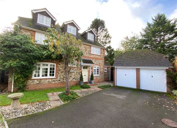 Thumbnail 5 bed detached house for sale in Buttercup Close, Wokingham, Berkshire