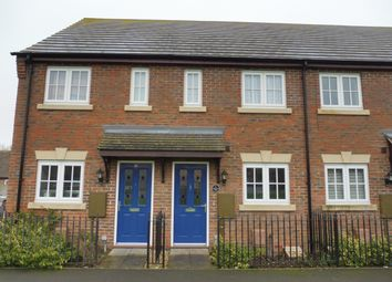 Thumbnail 2 bed terraced house to rent in Harvest Way, Skegness