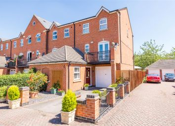 Thumbnail 3 bed end terrace house for sale in Chelsea Mews, Radcliffe-On-Trent, Nottingham