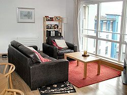 Thumbnail 2 bed flat to rent in Dock Street, Edinburgh