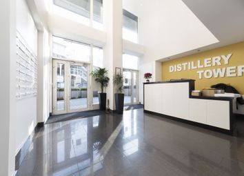 Thumbnail 1 bed flat to rent in Distillery Tower, 1 Millbank Lane, Deptford, London