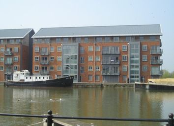 Thumbnail 2 bed flat to rent in North Point, The Docks, (D)