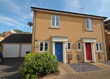 Thumbnail 2 bed semi-detached house to rent in Birch Road, Canterbury
