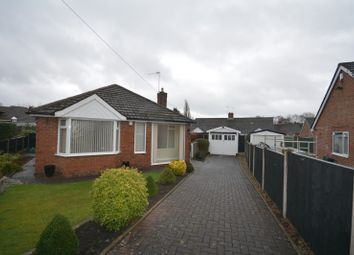 Thumbnail 3 bedroom bungalow to rent in Delamere Grove, Trentham, Stoke-On-Trent