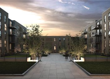 Thumbnail 2 bed flat for sale in Lambourne House, Apple Yard, London