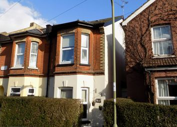 Thumbnail 3 bed end terrace house for sale in Perowne Street, Aldershot