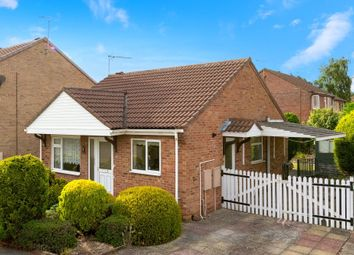 Thumbnail 2 bedroom detached bungalow for sale in West Road, Ruskington, Sleaford, Lincolnshire