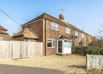 Thumbnail 3 bed semi-detached house for sale in Mitford Road, Alresford, Hampshire